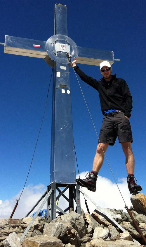 Rötspitze 3.495 m, Ahrntal