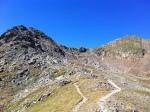 Aufstieg Rote Wand, Antholz