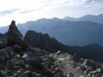 Aufstieg Schwarzenstein Tauferer Ahrntal