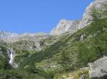 Aufstieg Schwarzensteinhütte