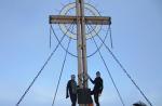 Gipfel Europakreuz Großer Kinigat
