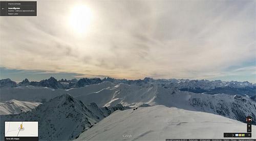 Panoramarundblick Rotlahner Gsiesertal