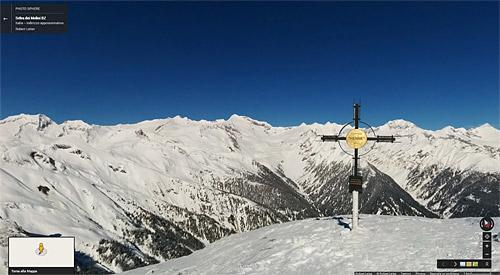 """Gornerberg """"Henne"""" 360° Gipfelrundblick"""
