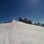 Gipfel Kleine Gaisl Pragser Dolomiten
