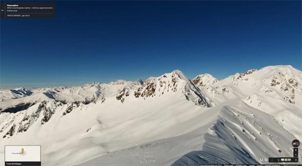 360° Gipfelblick Kreuzspitze Villgraten