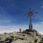 Gipfelkreuz Großer Moosstock, Tauferer Ahrntal