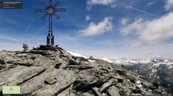 360° Gipfelausblick Großer Moosstock, Tauferer Ahrntal