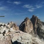 Schusterplatte Sextner Dolomiten Hochpustertal Südtirol