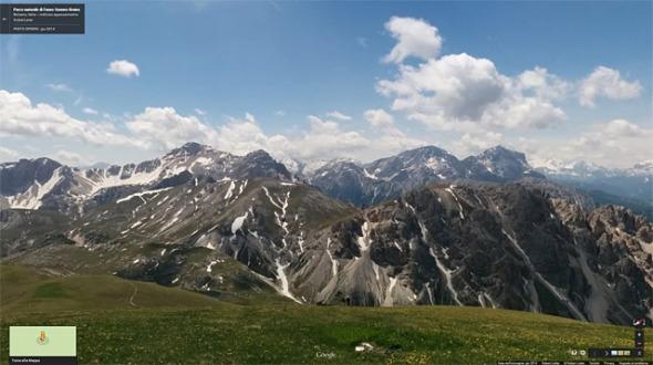 360° Rundumblick vom Gipfel der Dreifingerspitze