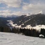 Ausblick von der Uwaldalm über das Gsiesertal