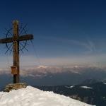 Gipfelkreuz Öfenspitze Kartitsch, Osttirol