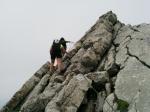 Klettersteig Neunerspitze Pederü