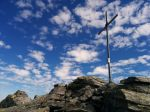 Gipfelkreuz Dreieckspitze, Rein in Taufers