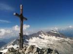 Gipfelkreuz Großer Möseler, Zillertaler Alpen