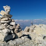 Le Conturines-Gipfel, Alta Badia, Dolomiten