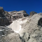 Birkenscharte Sextner Dolomiten