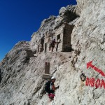 Ivano Dibona Klettersteig